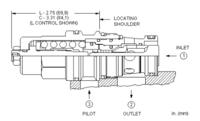 美国SUN的标准型平衡阀控制方式