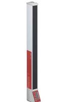 先容劳易测光幕的发射器,接收器 CML720i-R10-1280.R/PB-M12