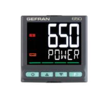 全新原装的GEFRAN控制器, 产品资料 650-R-D00-00000-1-G
