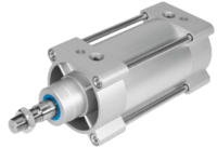 工作概述FESTO标准气缸 DSBG-80-150-PPVA-N3