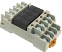 1件起订;OMRON终端继电器全新的 G6B-4BND DC24