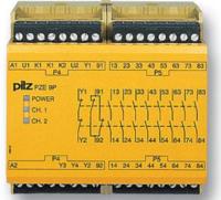 PILZ皮尔兹安全继电器应用范围 750104