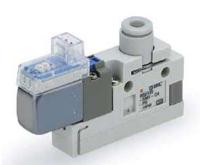 SMC 3通电磁阀产品特征 VQZ115-5G1-C6