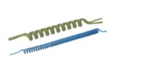 SMC聚氨酯螺旋管型号TCU0604B-2-30-X6