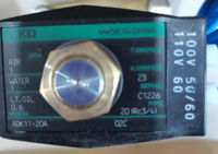 CKD球阀MXB-15-E-2介质说明