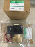 CKD喜开理电磁阀信号输出 AB31-02-2-E2EB-AC220V