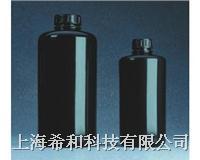 美國Nalgene DS1620窄口遮光瓶,黑色Teflon* FEP;黑色Tezel* ETFE螺紋蓋 DS1620