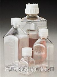美國Nalgene 2015方形瓶,聚碳酸酯;聚丙烯螺紋蓋 2015