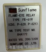 FE-61R火焰繼電器 FE-61R AC110V AC220V