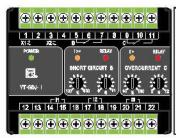 YT-GDJ-1短路和过载电流继电器 YT-GDJ-2