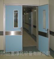 医用手推气密门,手动气密门,手术室单开门