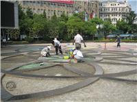 南京東路透水地坪施工 根據要求