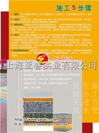 透水砼添加劑,透水混凝土凝膠增強劑 WDO10923