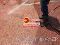 礫石地坪,礫石聚合物混凝土,露骨料洗出自然石路面 WDO10221