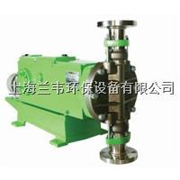 7660系列液壓隔膜計量泵 7660系列