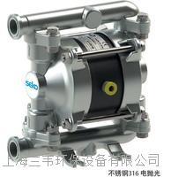 氣動隔膜泵 AF18-不銹鋼316