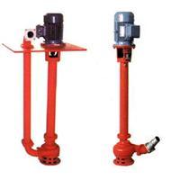 广州水泵厂浸入式液下泵100YW85-18A,立式泵