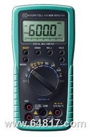 數字式萬用表 KEW 1009C