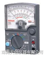 日本三和TA55指針式萬用表 TA55