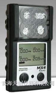 MX4 iQuad復合氣體檢測儀 MX4