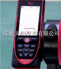 瑞士徠卡迪士通觸摸屏帶圖像D810激光測距儀 D810