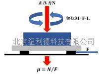 動態旋轉式摩擦系數測試儀