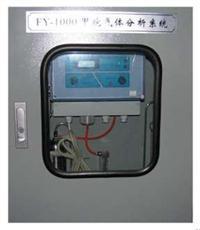 沼氣、填埋氣、瓦斯、氣體分析控制系統 FY-1000