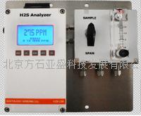 在線0-100ppm硫化氫分析儀