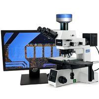 OMT-6RT明暗场半导体偏振光微分干涉显微镜 OMT-6RT-OUMIT