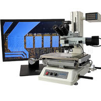 MT-300微分干涉LCD液晶模组检测金相工具显微镜