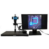 OMT-8000H系列HDMI大视野紫光检查显微镜