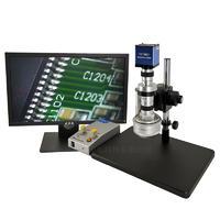 OMT-6500C电脑型动态观察拍照扫码测量录像电动三维数码显微镜