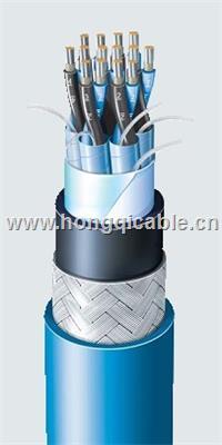 扬州红旗牌海洋工程用通信电缆 FOU(I) S1/S5、RFOU(C) S2/S6、 RFOU(I) S1、RFOU(C) S2