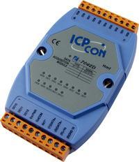 13通道集电极开路数字量输出模块   I-7042D