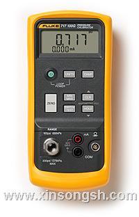 Fluke-717 100G压力校准器 Fluke-717 100G   压力校准器