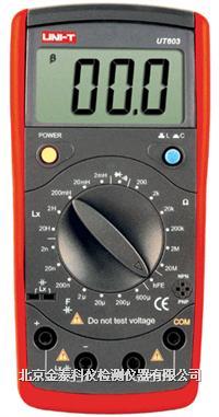电感电阻电容表 UT603
