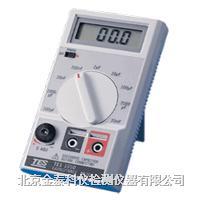 TES-1500 数字式电容表 TES-1500