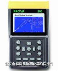 PROVA-200太陽能電池分析儀 PROVA-200
