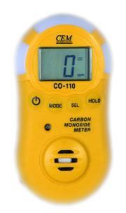 香港CEM一氧化碳检测CO-110 CO-110
