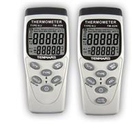 雙輸入溫度表TM-80N K與J型價格北京金泰科儀批發零售 TM-80N K與J型