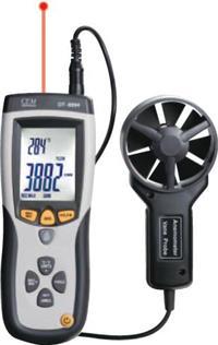 工業專業風速/風溫/風量測溫儀 DT-8894