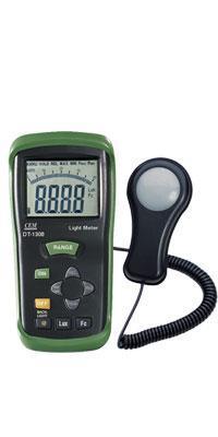 照度計 光度計 照度儀DT-1308原理香港CEM總代理 DT-1308