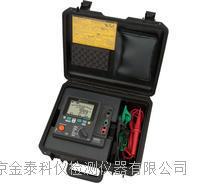 進口KEW3127絕緣電阻測試儀藍牙無線功能傳輸絕緣電阻測量達10TΩ北京批發 KEW3127