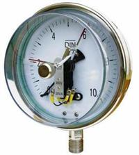 磁助电接点压力表 YZXC-150