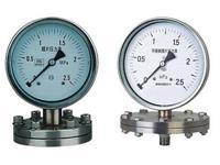 隔膜式耐震压力表 ynmf-100ynmf-150