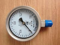 安徽天康Y-100不锈钢压力表 Y-100B
