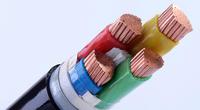 煤矿用铜芯交联聚乙烯绝缘聚氯乙烯护套电力电缆 MYJ0.6/1KV