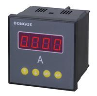 S系列单相电压电流表