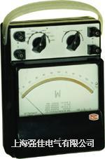 0.5級D77-W電動系交直流單相瓦特表 D77-W