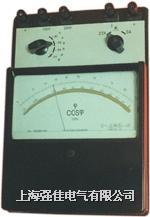 1.0級D66φ/3,4電動系單相/三相/相位表/功率因數表 D66φ/3,4